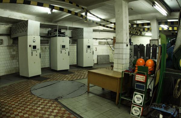 Машинний зал есклалатора ЛТ-1 - 2