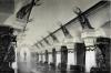 Проект однієї зі станцій київського метрополітену(Арсенальна?), орієнтовно 1951рік