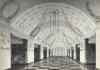 Проект однієї зі станцій київського метрополітену, орієнтовно 1951рік