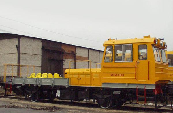 Мотовоз Муромського заводу