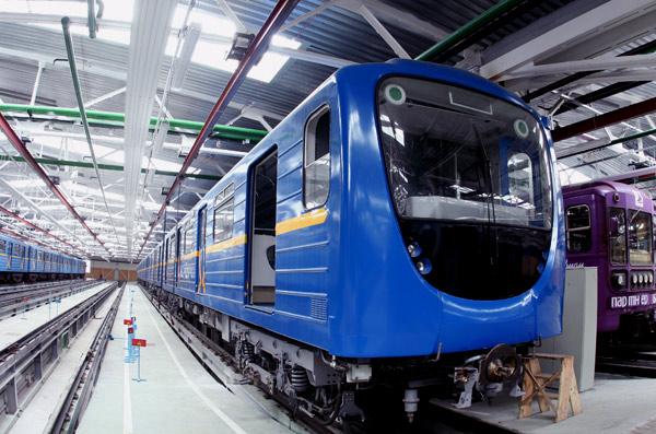Модифікація вагону 81-717 / Модификация вагона 81-717 / Modification of 81-717 wagon type